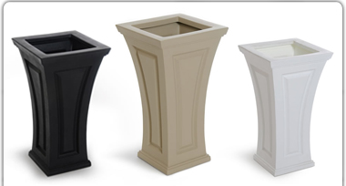 FLOOR AND PATIO PLANTERS