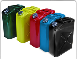 JERRY CAN CONTAINERS