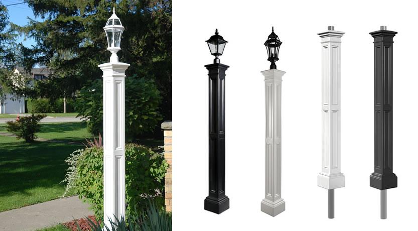 LIBERTY LAMP POST