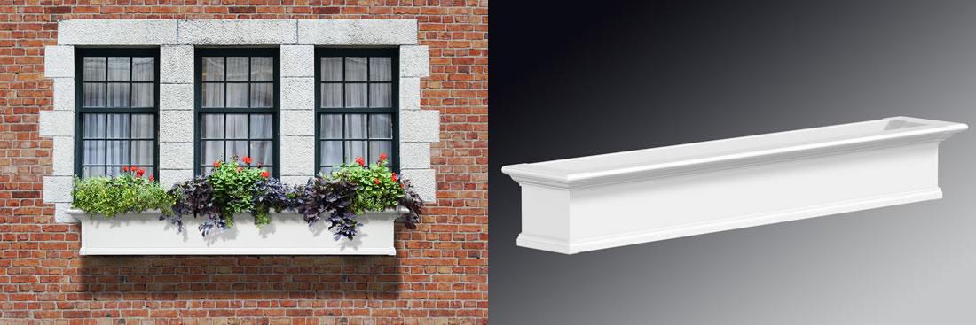 YORKSHIRE WINDOW BOX
